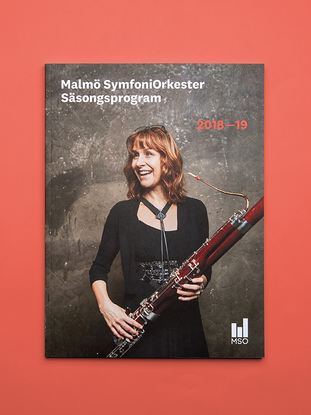 Malmö SymfoniOrkester— S18/19