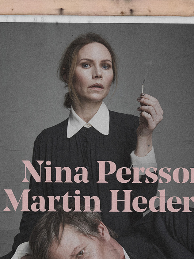 Nina Persson & Martin Hederos